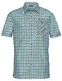 Vaude Herren Albsteig Shirt Hemd, Smurf Blue, M