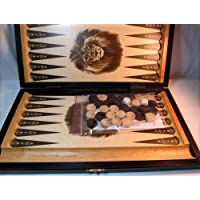Chessebook - Backgammon 42 x 37 cm