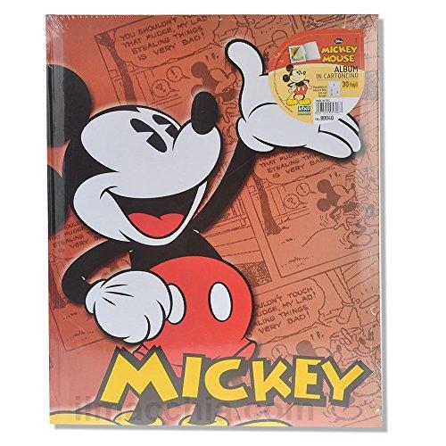 Album fotografico tradizionale disney portafoto mickey mouse