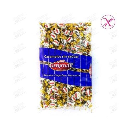 Caramelos Mini Miel Y Limón Sin Azúcar 1 Kg de Geriovit