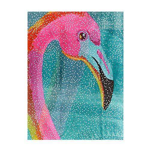 acquisto economico fee13 490ea Desigual Foulard Fenicottero Flamingo Road 19SAWF15 3059