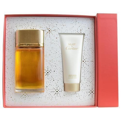 Spray W Gold 3432240500502 Parfum Cartier Set Must Eau De G 0kwON8nPX