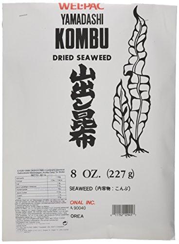 WEL-PAC Yamadashi Konbu, 2er Pack (2 x 227 g)