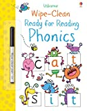 Wipe-Clean Ready for Reading Phonics (Wipe-clean Books)