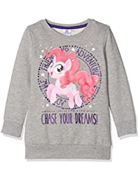 Official My Little Pony Girls Jumper, Sweatshirt - New 2017/18 Collection - 3-10 Years