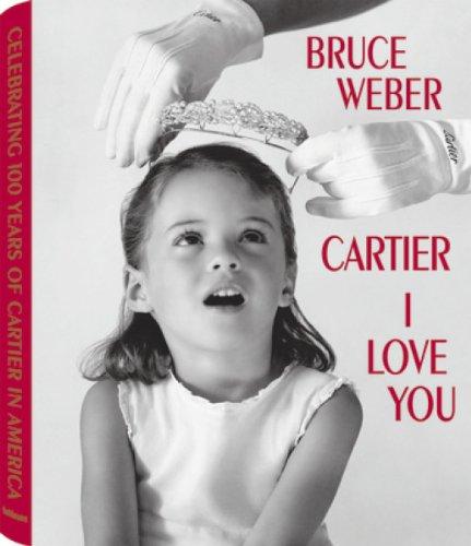 Cartier I Love You par Bruce Weber