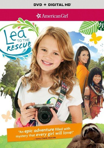 American Girl: Lea to the Rescue (DVD + Digital HD) (American Spanisch Girl)