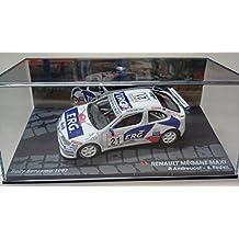 Générique Renault Megane Maxi - Rally Sanremo 1997 - ANDREUCCI ...