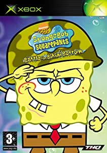 Spongebob Squarepants : Battle for Bikini Bottom (Xbox)