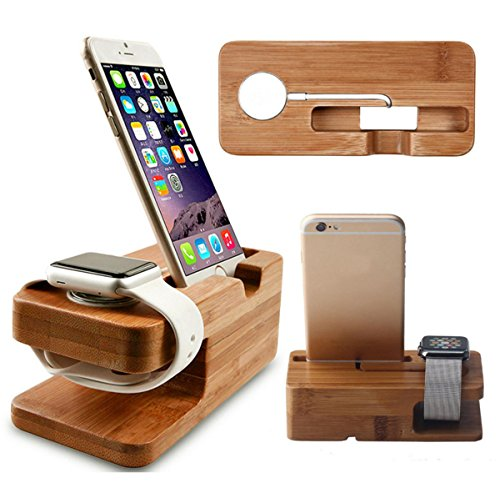 bamboo-dock-station-charger-stand-holder-for-apple-watch-iwatch-iwatch-2-iphone-5-5s-5c-se-6-6-plus-