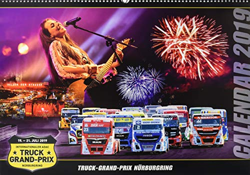 Truck Grand Prix Kalender 2019