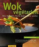 Wok végétarien - Des légumes frais dans votre poêle