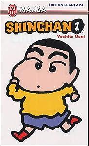 Shin Chan Saison 1 Tome 1