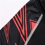 MOTOCO Herren T-Shirt Kurzarm Top/Yoga Fitness/Cody LUNDIN O-Neck Print Shirt/Schnelltrocknendes, atmungsaktives Kurzarm Top(XS,Gelb)