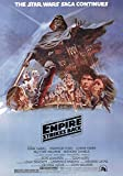 Generic Star Wars ; The Empire Strikes Back Film Foto Poster Vintage Film Kunst 002 (A5-A4-A3) - A5