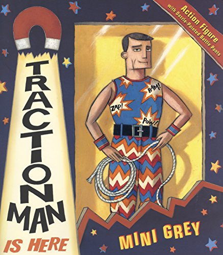 Traction Man Is Here por Mini Grey