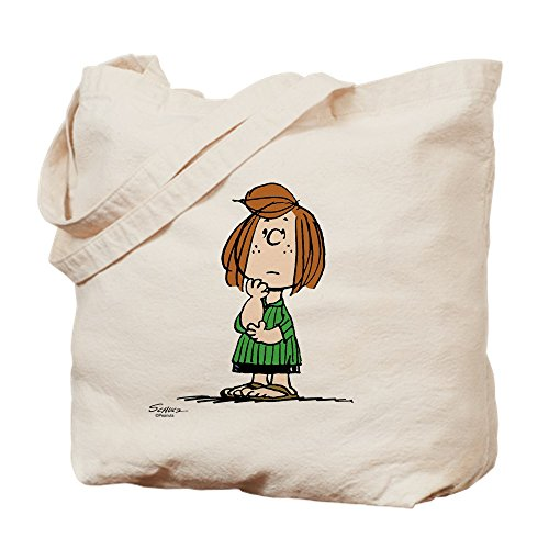 CafePress Tote Bag - Peanuts Snoopy Peppermint Patty Tote Bag by CafePress