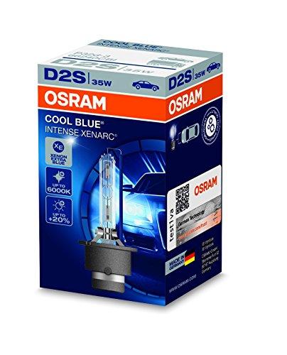 Osram XENARC ORIGINAL D2S HID Xenon-Brenner, Entladungslampe
