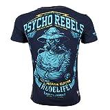 Yakuza Premium T-Shirt 2314 navy