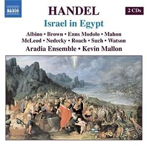 Georg Friedrich Handel: Israël In Egypt