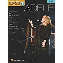 Adele Easy Piano Play-Along Vol.4 ncludes Downloadable Audio