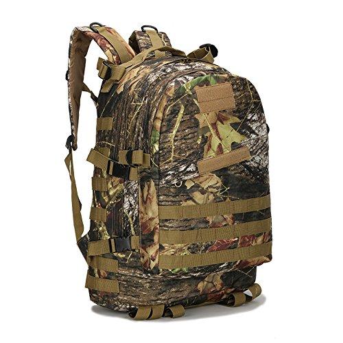 Wasserdicht, Oxford, Bergsteigen, Taschen, Natur -, Sport -, Männer, Tarnung, Rucksack Maple Camo