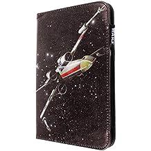 """DAM - Star Wars Funda Universal Giratoria 360º para Tablet e Ebooks 100% Original - 9""""-10"""" (Max.18*25cm), Y06"""