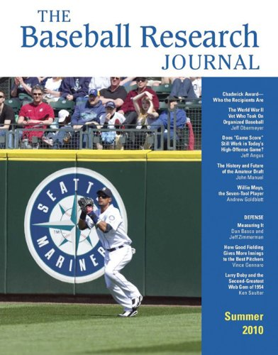 The Baseball Research Journal (Brj), Volume 39 #1 por Society for American Baseball Research (
