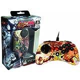 Street Fighter Vs. Tekken Fight Pad SD - Sagat Edition (PS3)