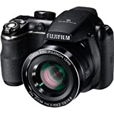Fujifilm FinePix S4200 Appareil photo bridge 14 Mpix Zoom 24x Noir