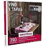 Smartbox Caja Regalo - VINO Y TAPAS - 390 restaurantes de tapas y bodegas con...