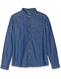 United Colors of Benetton Shirt, Blusa para Niños