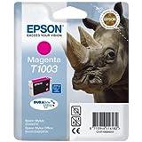 EPSON T1003 Magenta cartridge for Epson Stylus Office BX600FW, Office B40W, SX600FW Printer cartridge Printer cartridge
