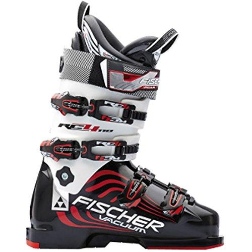 Fischer RC4 110 Vacuum Skischuhe Skistiefel (29.5) (Ski Racing Stiefel)
