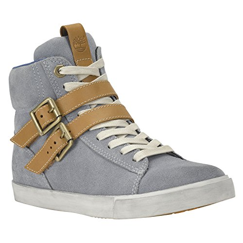 Timberland Trainers 41 5  grey blue
