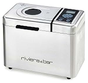 Riviera & Bar QD 790 A Machine à pain acier inoxydable