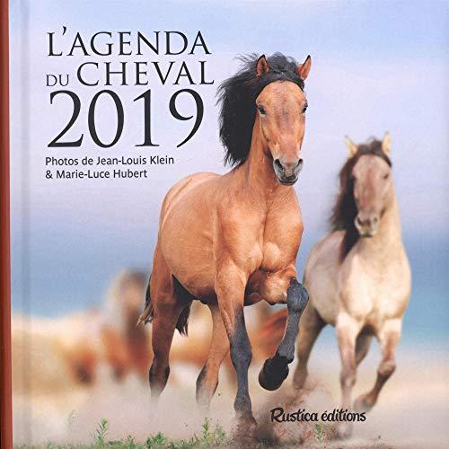 L'agenda du cheval 2019 par Rustica Editions