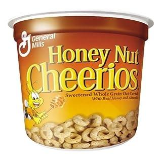 Advantus Corp. Advantus Corp. Portable Cereal-In-A-Cup,1.83 oz,6-PK,Honey Nut Cheerios