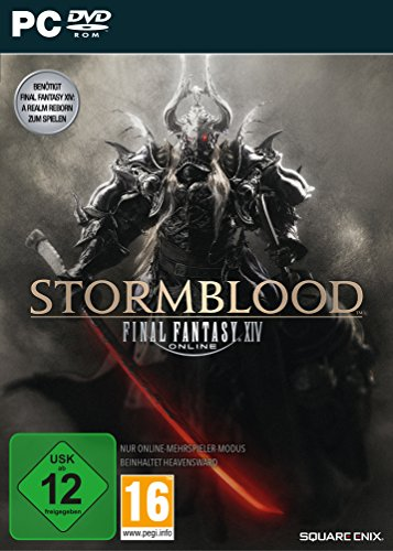 Final Fantasy 14 Online: Stormblood