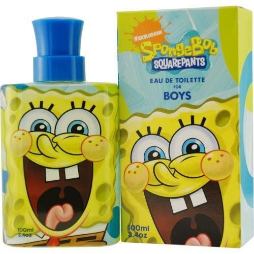 Sponge Bob Square Pants Boy Eau de toilette Spray 100 ml
