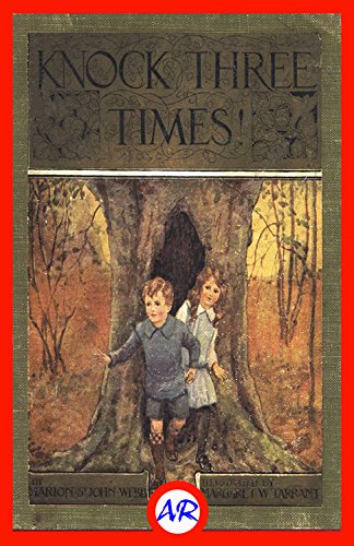 knock-three-times-illustrated-english-edition