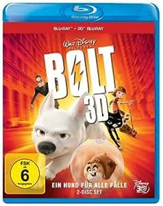Bolt - Ein Hund für alle Fälle (+ Blu-ray 2D) [Blu-ray 3D]