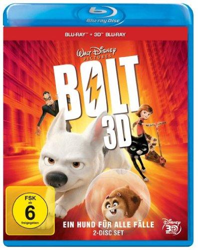 Bolt - Ein Hund für alle Fälle (+ Blu-ray 2D) [Blu-ray 3D] 3d-fall