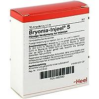 BRYONIA INJEEL S Ampullen 10 St preisvergleich bei billige-tabletten.eu