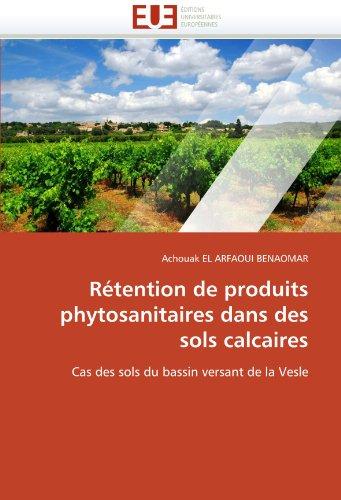 retention-de-produits-phytosanitaires-dans-des-sols-calcaires