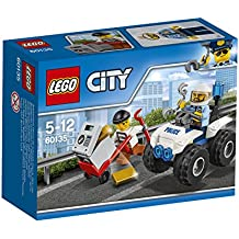 LEGO City - Quad de arresto (60135)