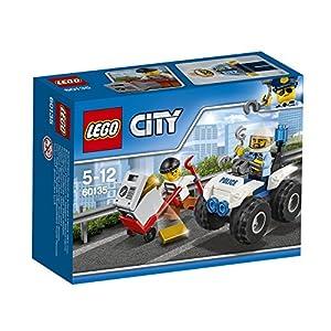 LEGO City 60135 - Set Costruzioni Arresto con Il Fuoristrada 5702015865203 LEGO