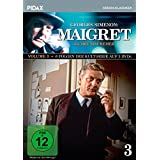 Georges Simenon: Maigret, Volume 3