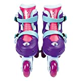 Disney Frozen 2-in-1 Evolution Tri to Inline Roller Skates