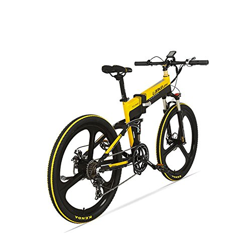 51YApY73dmL. SS500  - GTYW, Electric, Folding, Bicycle, Mountain Bike, Adult Moped, 48V, 26 Inch, Mountain Bike, Power, Bicycle, 60KM Battery Life
